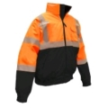 Where to rent Coat, Class 3, 2in1 Bomber Orange 3X in La Grande OR