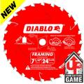 Where to rent Saw Blade 7-1 4 Diablo 24t  Framing in La Grande OR