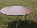 Where to rent Table Wood 60  Round in La Grande OR