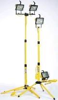 Where to rent Light Floor 500W Stand Yellow in La Grande OR