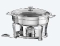 Where to rent Chafing Dish Oval 4.2 QT in La Grande OR
