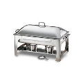 Where to rent Chafing Dish Rectangle 9 QT in La Grande OR