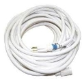 Where to rent Cord Extension White  50ft 12G in La Grande OR