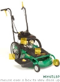 Where to rent Mower 24  High Weed Billy Goat in La Grande OR