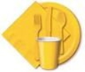 Where to rent Cups 9oz H C School Bus Yellow in La Grande OR
