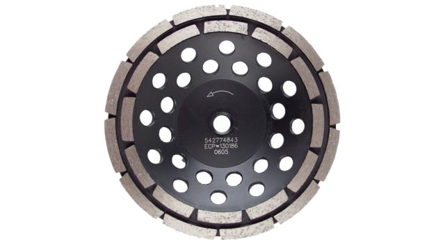 Where to find Husqvarna Cup Wheel 4  Double Row 5 8-11 in La Grande