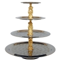 Where to rent Tray 4 Tier w  Gold Figurines in La Grande OR