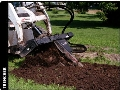 Where to rent Skid Steer Vermeer Trencher Attachment in La Grande OR