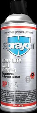 Where to rent Sprayon SP615 HD Paint Remover in La Grande OR