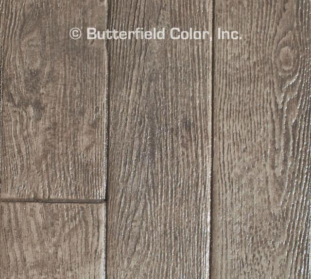 Where To Find Stamp Concrete 6 Wood Plank Kit In La Grande
